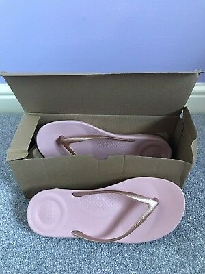 Rose Gold Fitflop