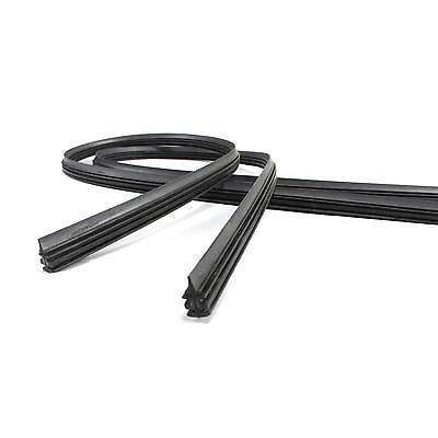2x 80cm Wiper Blade Rubber Wiper Rubber for Bosch A428S 3397007428 Aerotwin