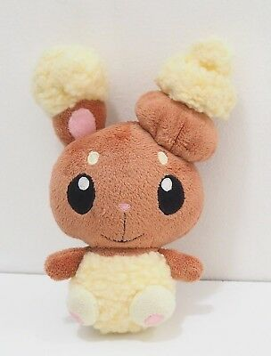 Buneary Pokemon Center Pokedoll 2007 USA Stuffed Plush Toy Doll Japan Lopunny