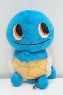 Squirtle Pokemon Time Center Magnetic Hand *USED* Plush Doll Japan Please read