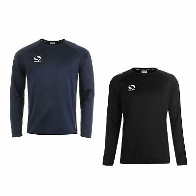 Sondico Strike Crew Football Training Sweatshirt Mens Soocer Top Sweater