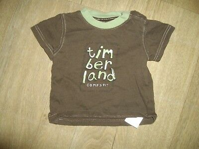 T-shirt ** TIMBERLAND ** taille 1 mois