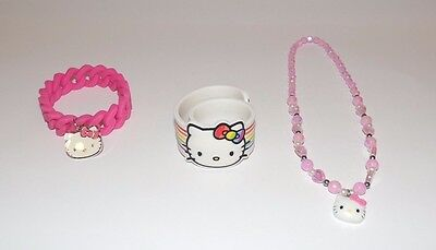 Hello Kitty Girls Jewelry - Excellent Condition