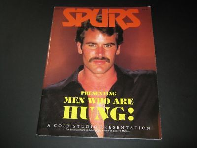 Spurs, Issue 15: Men who are Hung