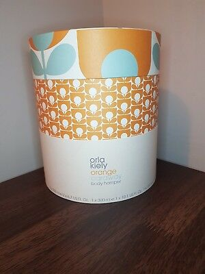 Orla Kiely Orange Caraway Body Hamper BNIB!