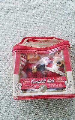 Campbell soup doll