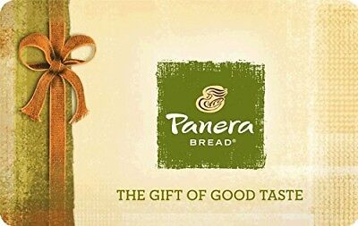 Panera Gift Card Brand new - $25.00 value!