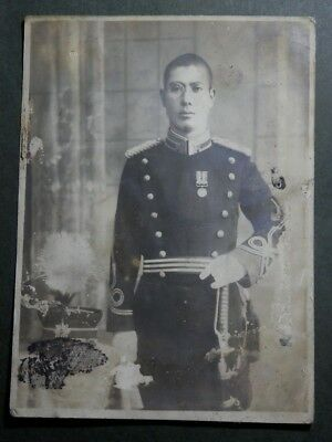 Japanese Army Picture for officer's formal attire.