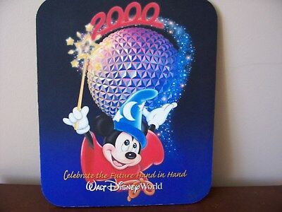 Walt Disney World - Celebrate The Future Hand in Hand 2000 - Mouse Mat