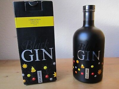 Black Gin Christmas Limited Edition 2012
