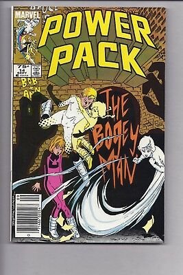 High Grade Canadian Newsstand Edition Power Pack #14 $0.75 variant