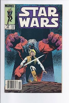 High Grade Canadian Newsstand Edition Star Wars #89 $0.75 price variant