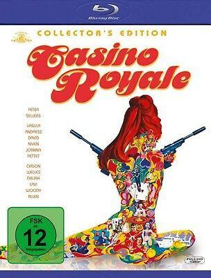 CASINO ROYALE James Bond 007 - Peter Sellers -  David Niven Blu-ray Disc OVP NEU