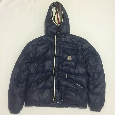 NWT AUTHENTIC MONCLER Austin shiny nylon down jacket size 4