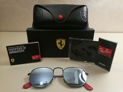 Occhiali RAY BAN RB3548NM Sunglasses SCUDERIA FERRARI Lim. Edition