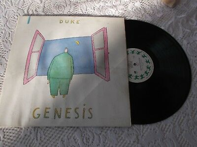 GENESIS Duke LP Album  Canada pressing