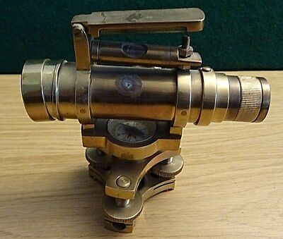 Antique Rail Brass Ross Of London Meter Collector.