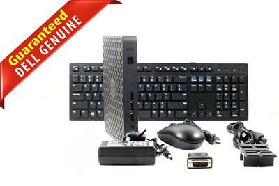 Dell Wyse N03D 3030 WIFI Thin Client Intel N2807 1.58GHz 16GB SSD 4GB RAM 5FDCG
