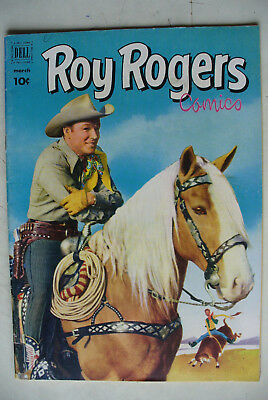 Roy Rogers #51 ..MY OPINION....Very Fine .....