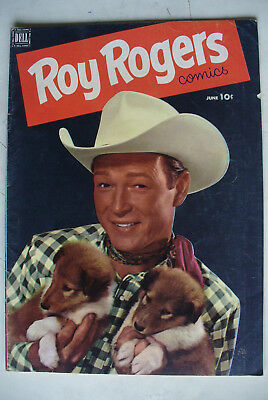 Roy Rogers #54 ...My opinion only VG+
