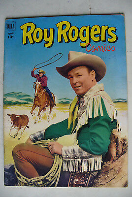 Roy Rogers #52 ..MY OPINION ....Very Fine......