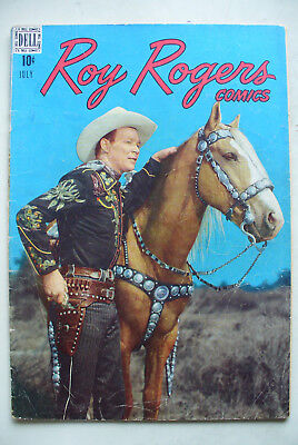 Roy Rogers #7 ..MY OPINION ..  Fine......