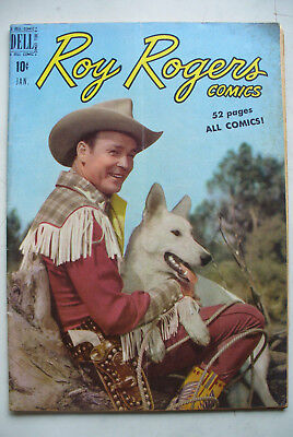 Roy Rogers #25 ...My OPINION.... VG+......