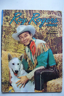 Roy Rogers #32 ...MY OPINION VG+.....