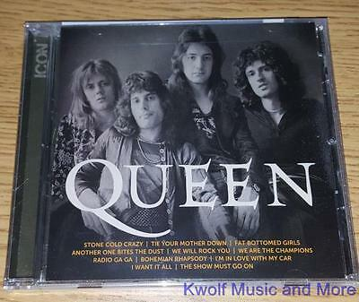 "QUEEN  ""Icon""  NEW   (CD, 2013)"