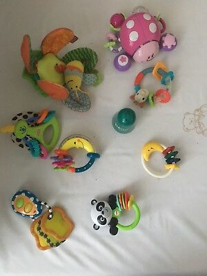 Lot Jeux Eveil Puericulture Tbe Fisher Price