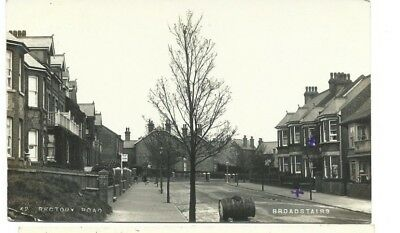 Broadstairs,Rectory Road.Real Photographic 1913.
