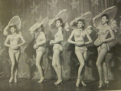 Gypsy Rose Lee Broadway Program Star and Garter Michael Todd Hassard Short 1940s