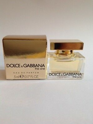 360a6c1597c06 DOLCE   GABBANA The One miniature eau de parfum 5 ml - EUR 7