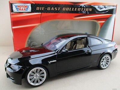 BMW M3 Coupe in silber Motor Max 1:18 OVP NEU