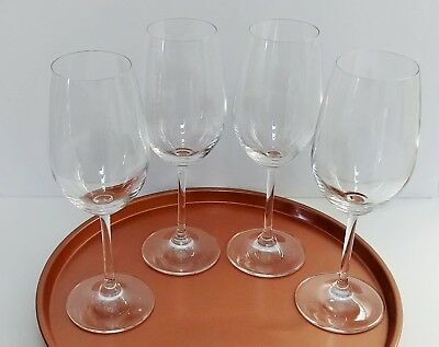 Marquis by Waterford Vintage Classic White Wine Glasses Set of 4 Unused No Box