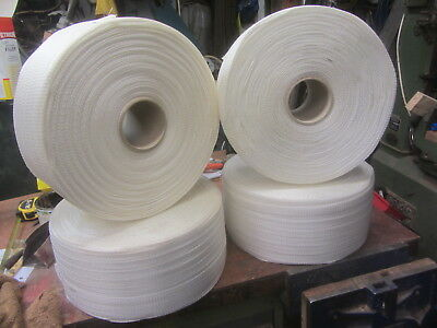 4 Off Avon 16Mm X 850 Woven Polyester Strapping