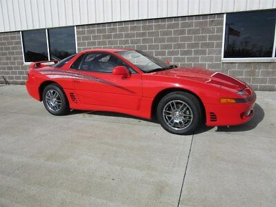 1993 3000GT SL One Lady Owner with Just 19k Actual Miles!!!