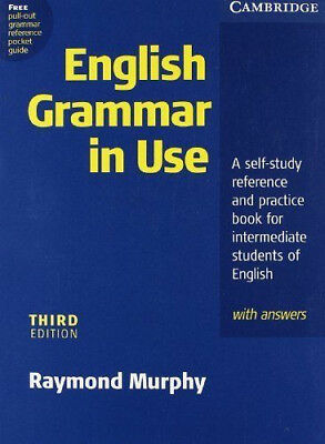 English Grammar in Use (without CD-ROM) by Raymond Murphy