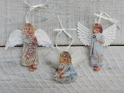 Heaven's Little Angels Ninth Set in Collection ~ Bradford Editions 9th