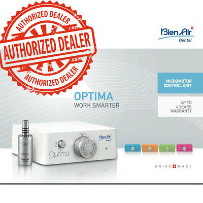 New BIEN AIR Electric Motor Console OPTIMA MCX White Color With Warranty