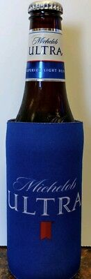 (2) Brand New Michelob Ultra SLIM CAN Beer Koozies Coozies Free Shipping