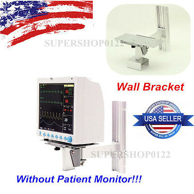 USA Wall mount medical wall stand bracket Holder for CONTEC ICU Patient monitor