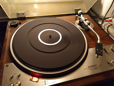 Pioneer PL530 Turntable with Stanton 881S cartridge