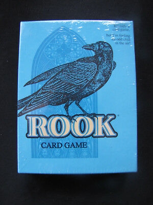2001 ROOK ADULT CARD GAME*57 Deluxe Coated Cards*BRAND NEW SEALED PACKAGING
