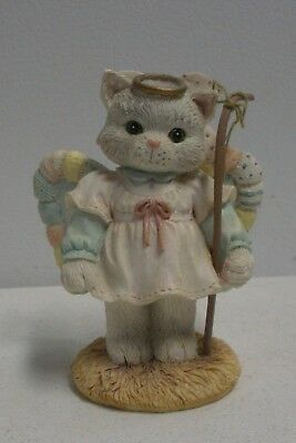 Enesco Calico Kittens - A Purr-fect Angel From Above