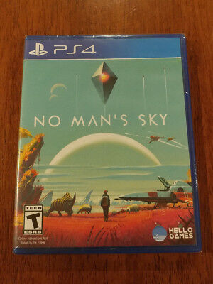 No Man's Sky (Sony PlayStation 4, 2016) PS4 NEW! MAIL IT TOMORROW!