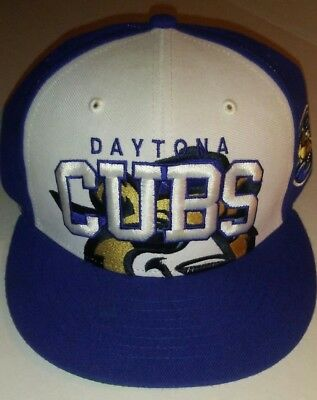 Daytona Cubs Minor League Baseball Hat Snapback Cap 47 Brand Beach MiLB  Chicago 549b548756a