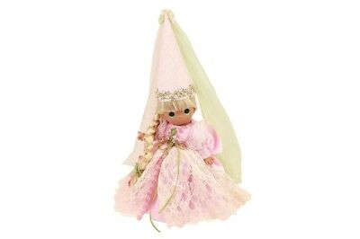 Precious Moments 9 Inch Doll, Enchanted Rapunzel, New with Tag, PM Box, 3682