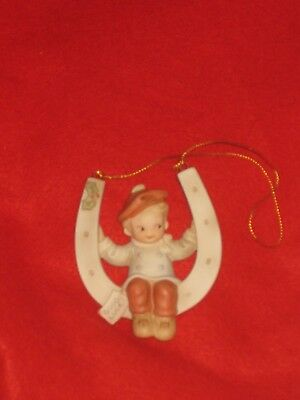 """""""lucky Me"""" Ornament Memories Of Yesterday 525448 New In Box"""