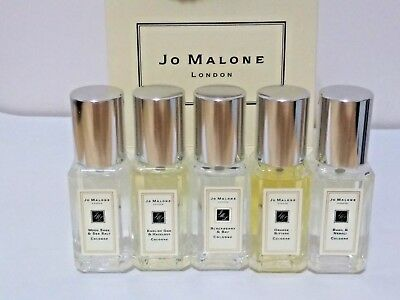NEW VARIOUS JO MALONE COLOGNE YOU CHOOSE ~PICK SCENT 0.3oz/9ml SAMPLE SPRAY